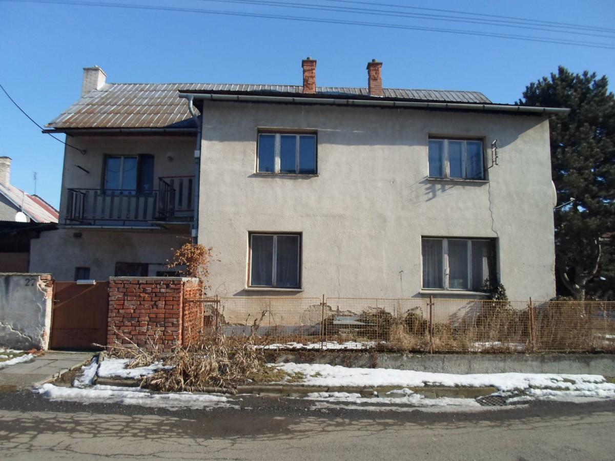 Prodej rodinného domu v Nelešovicích