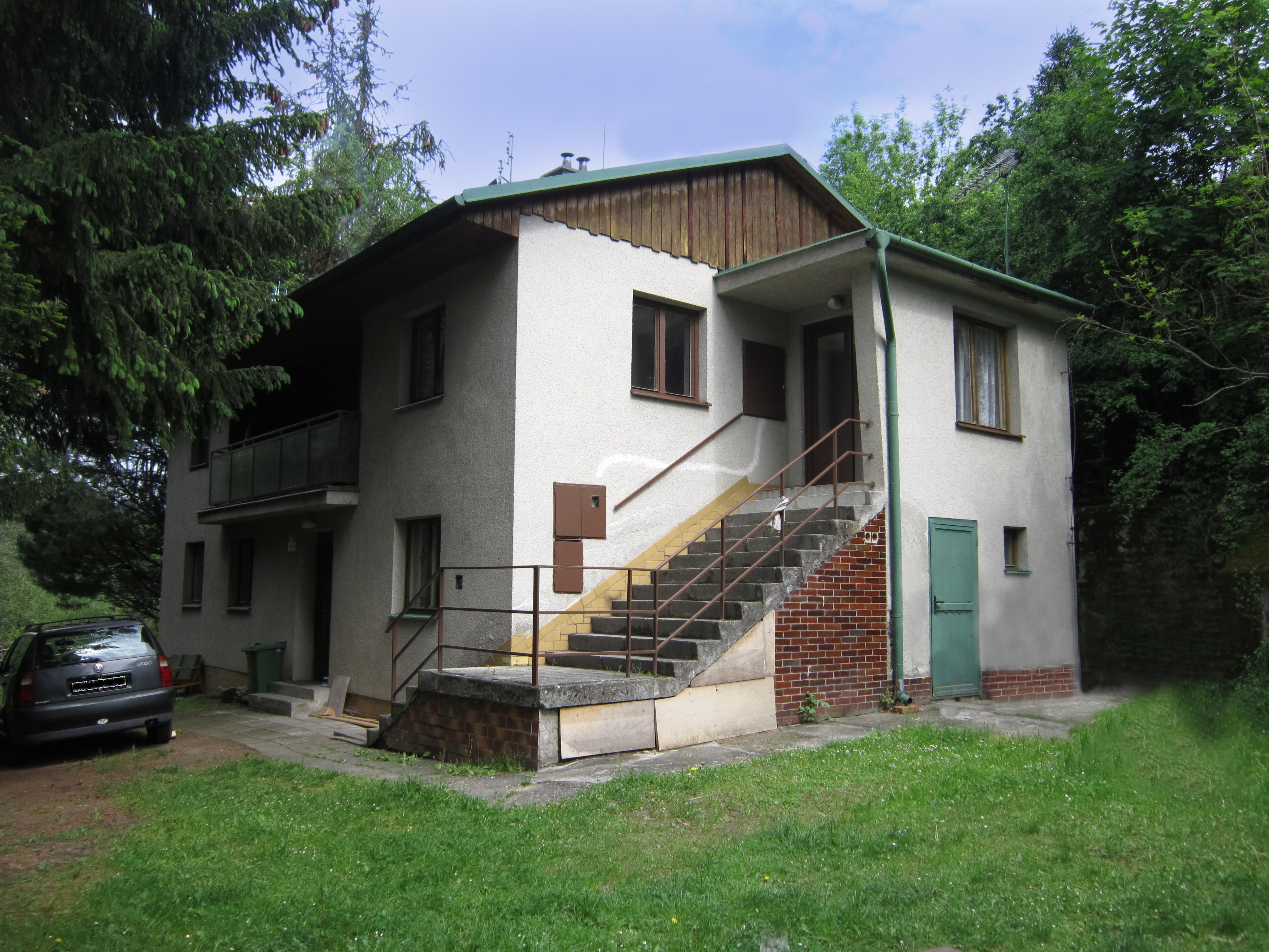Prodej chaty na Rusavě