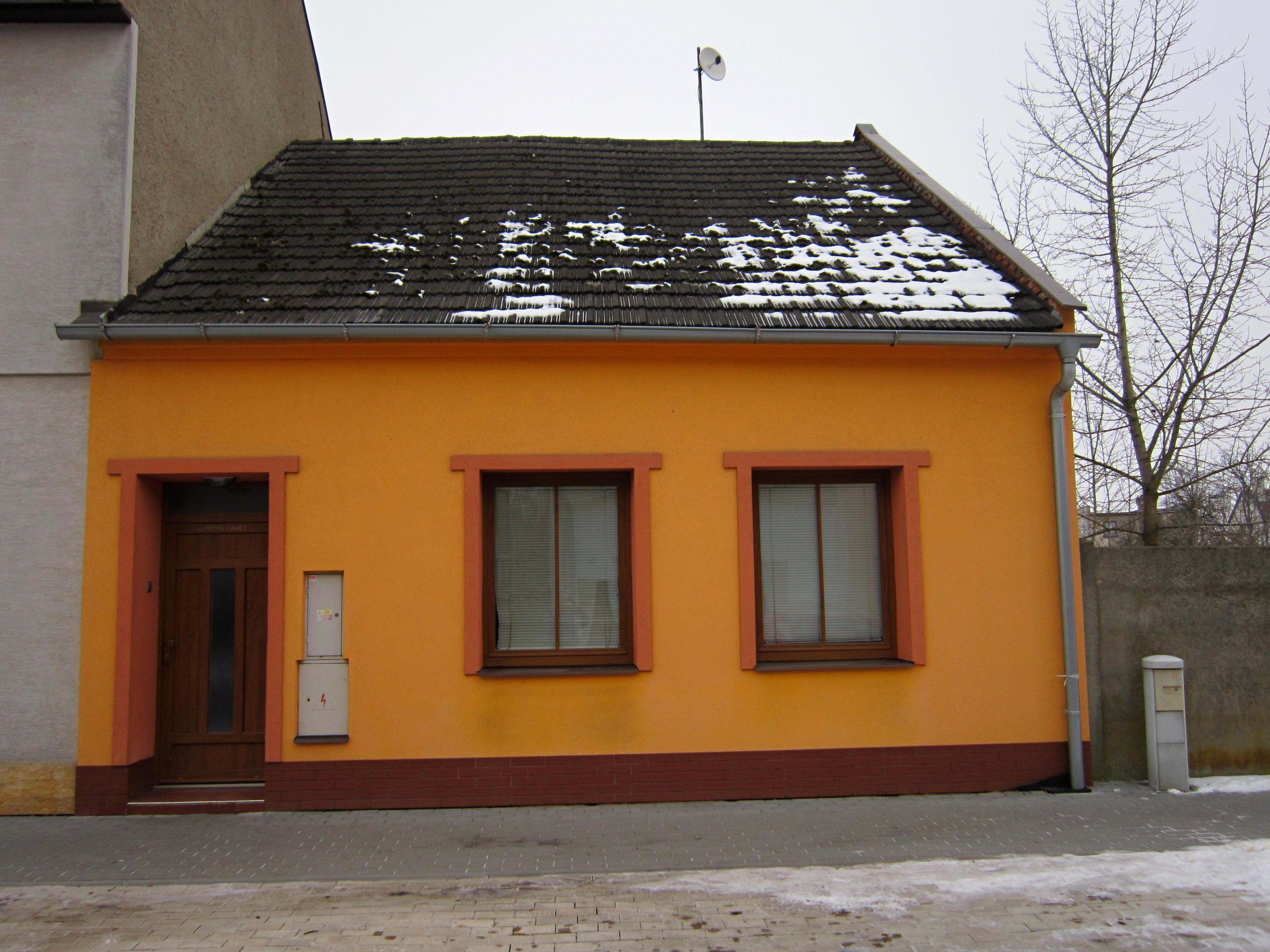 Rodinný dům Brodek u Přerova