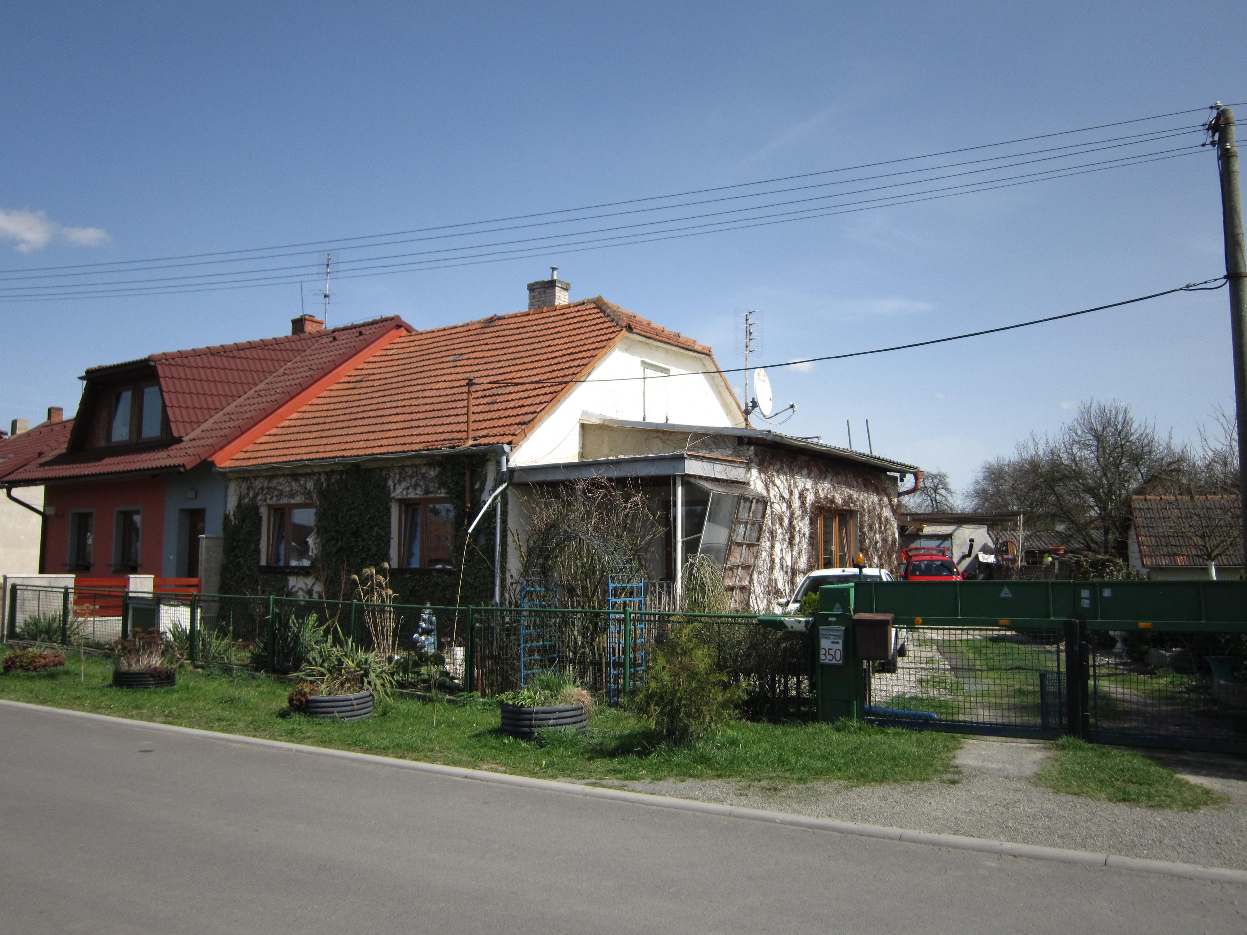 Prodej rodinného domu Dřevohostice