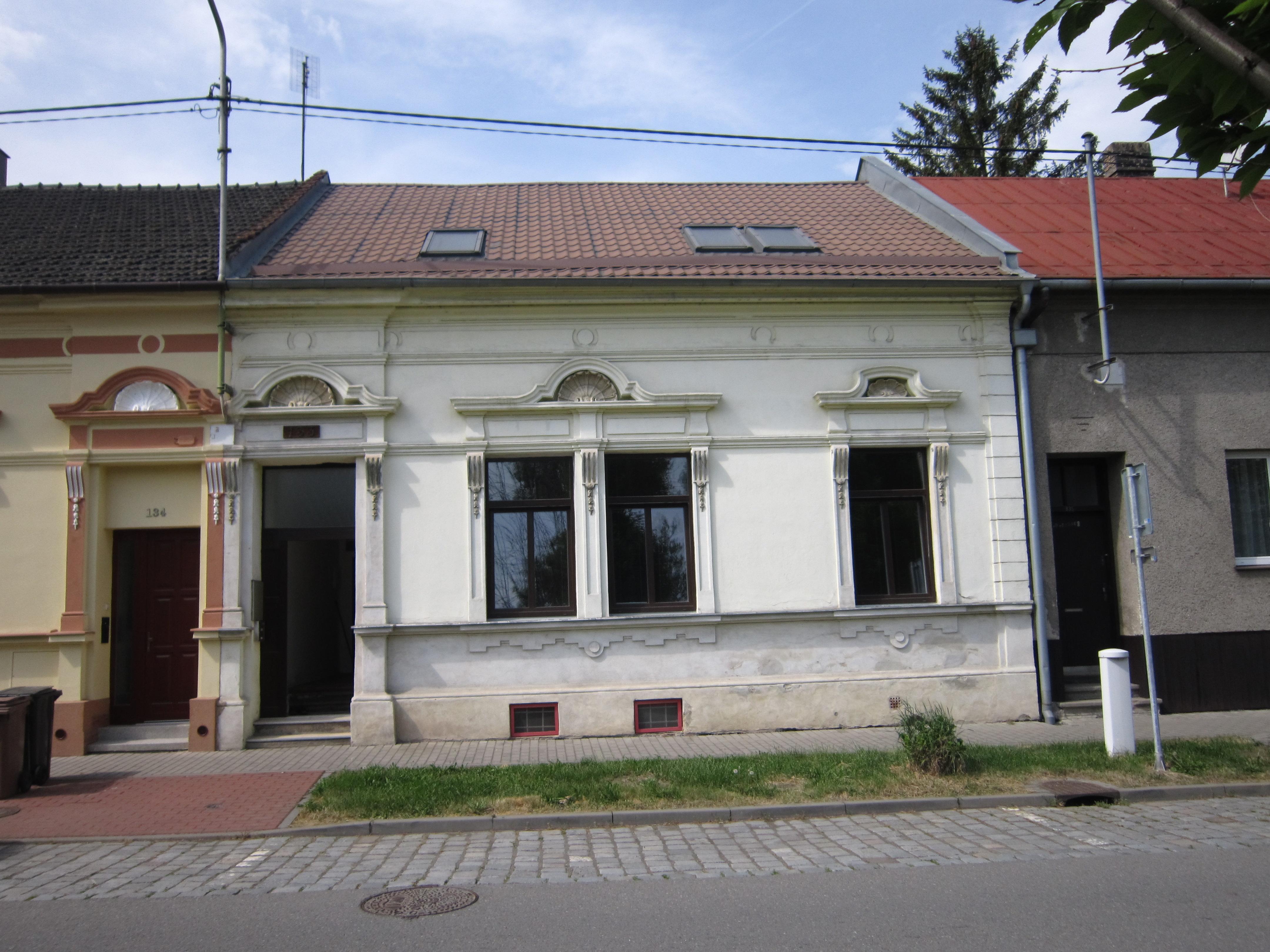 Prodej rodinného domu Kojetín