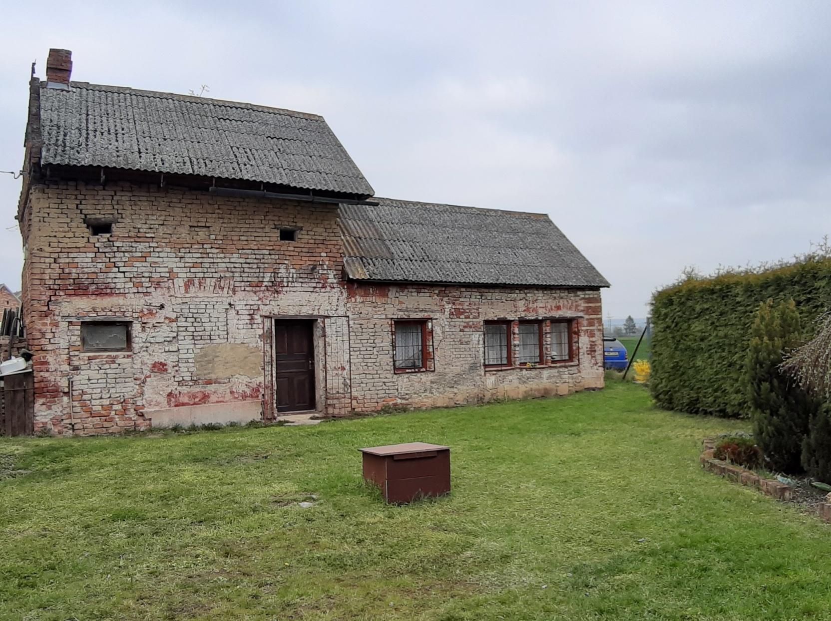 Rodinný dům Kyselovice