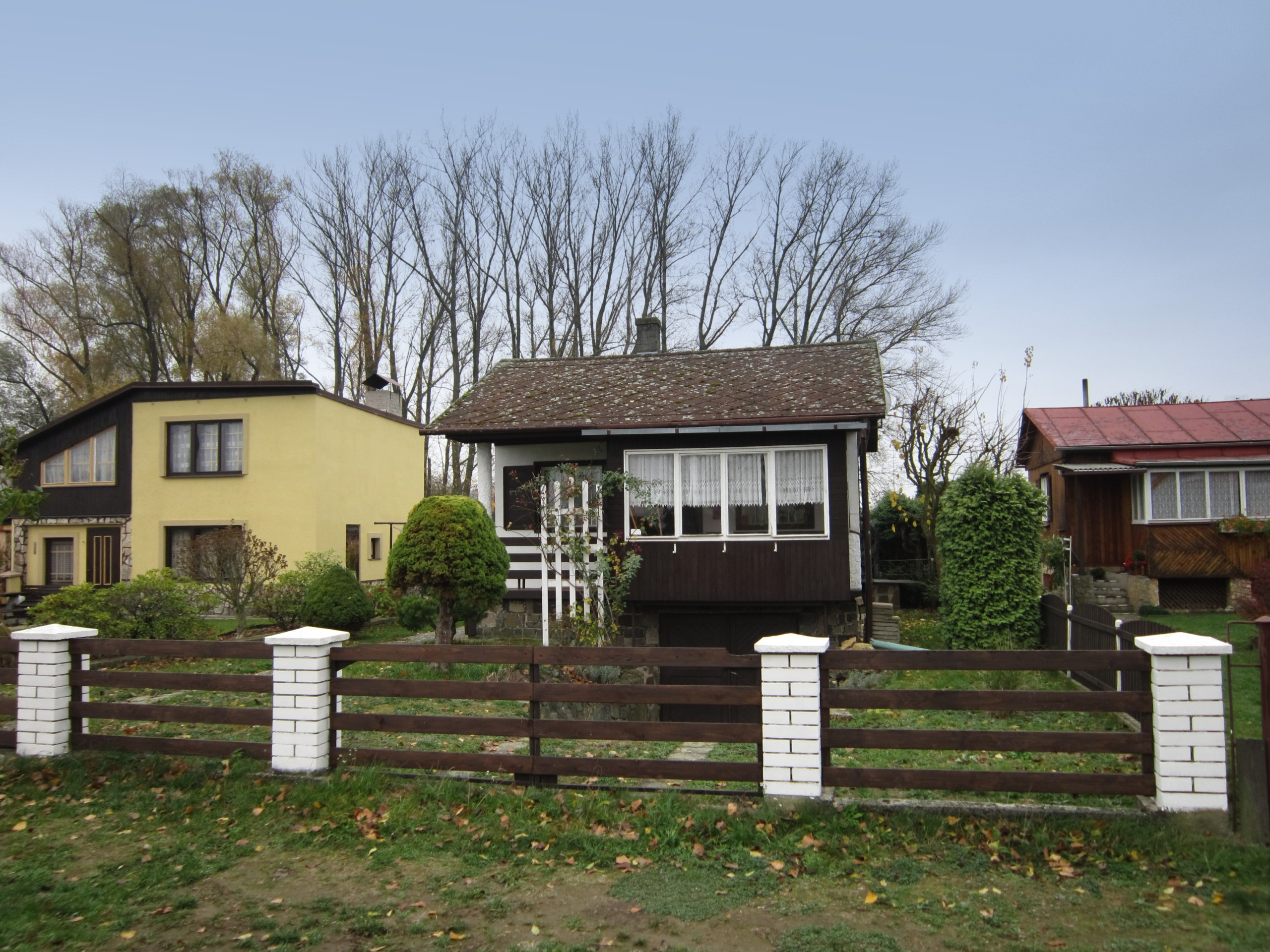 Chata Osek nad Bečvou, Jadran