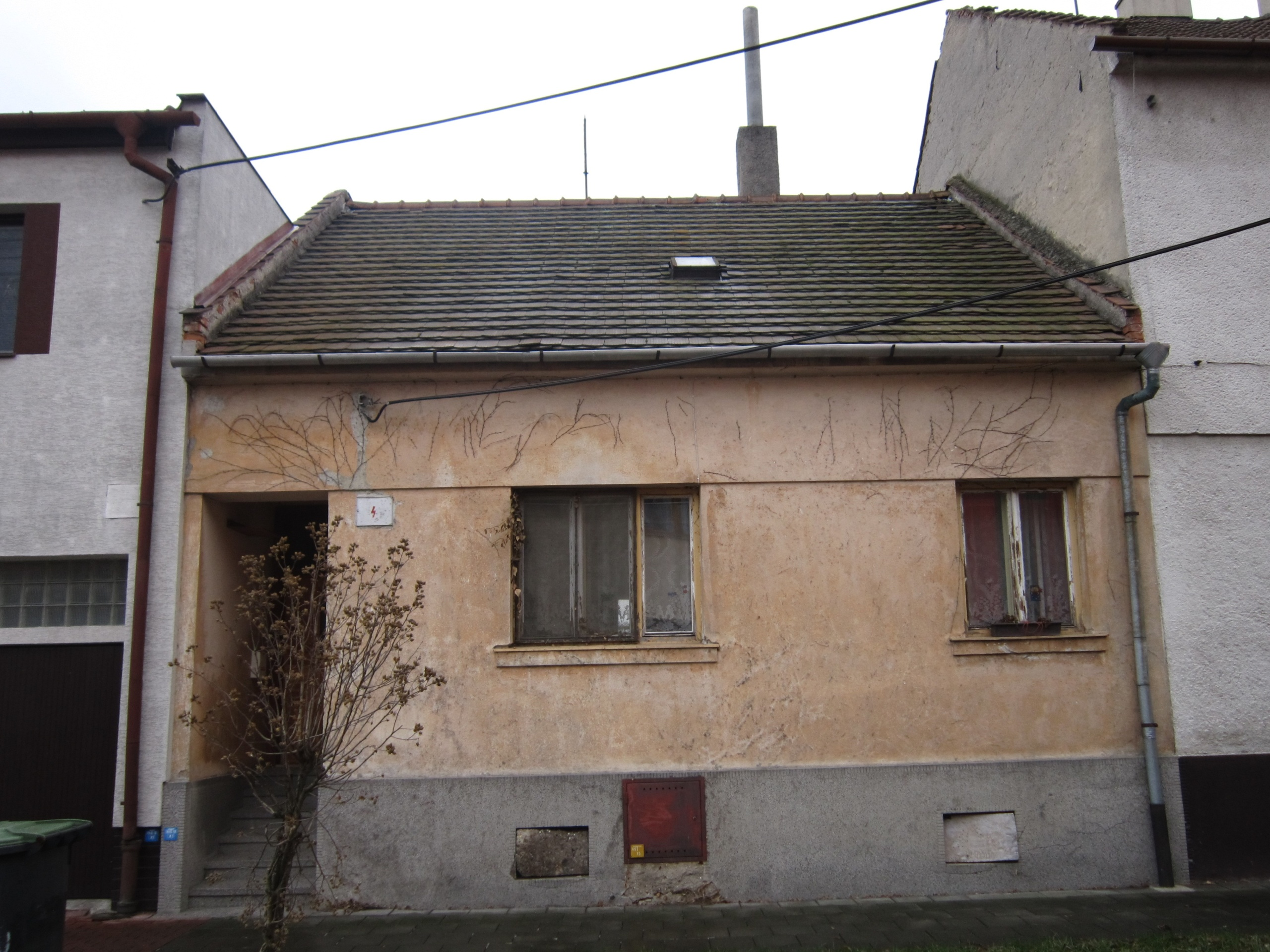 Rodinný dům Kojetín