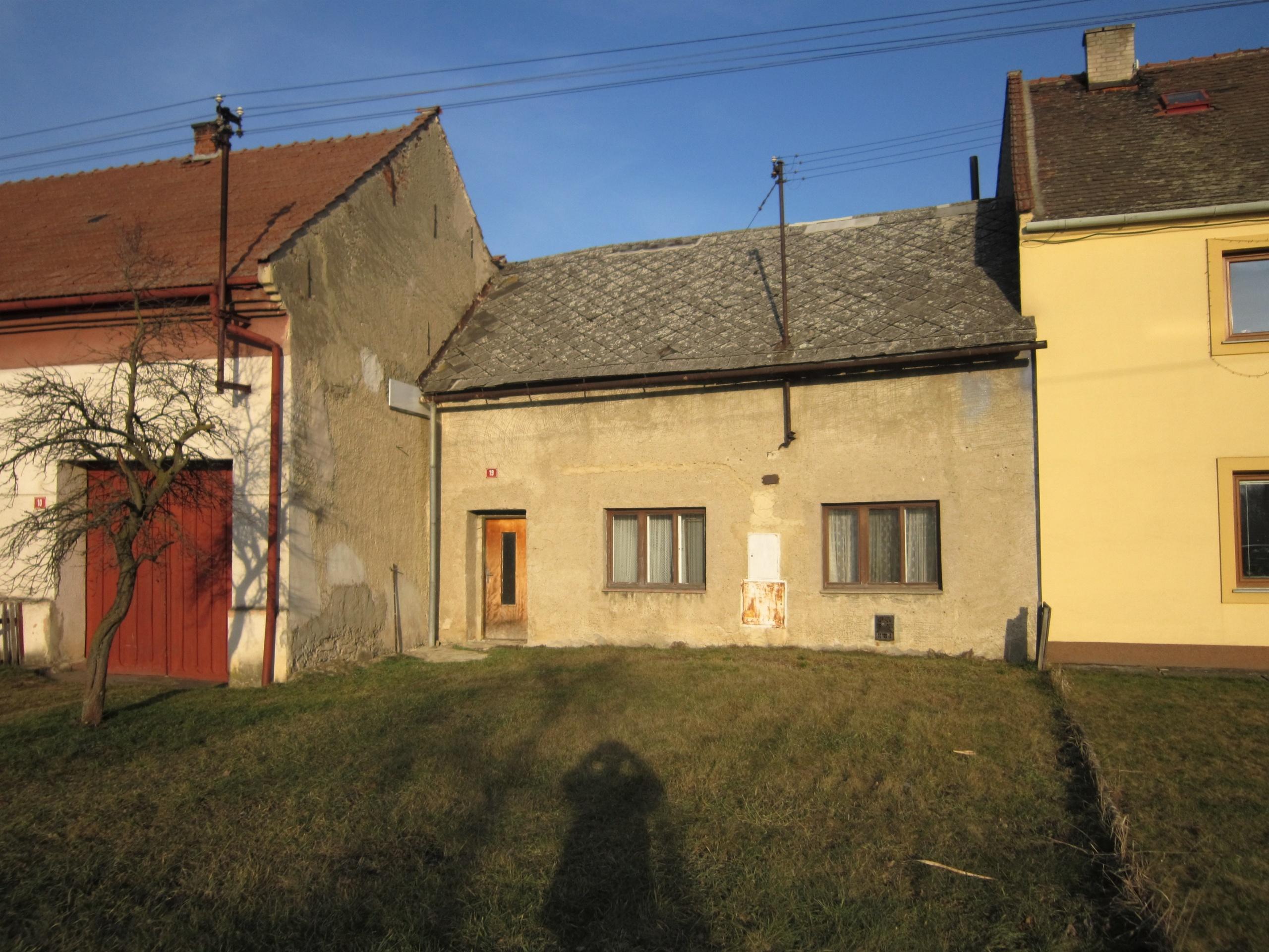 Prodej rodinného domu v Oldřichově, okres Přerov