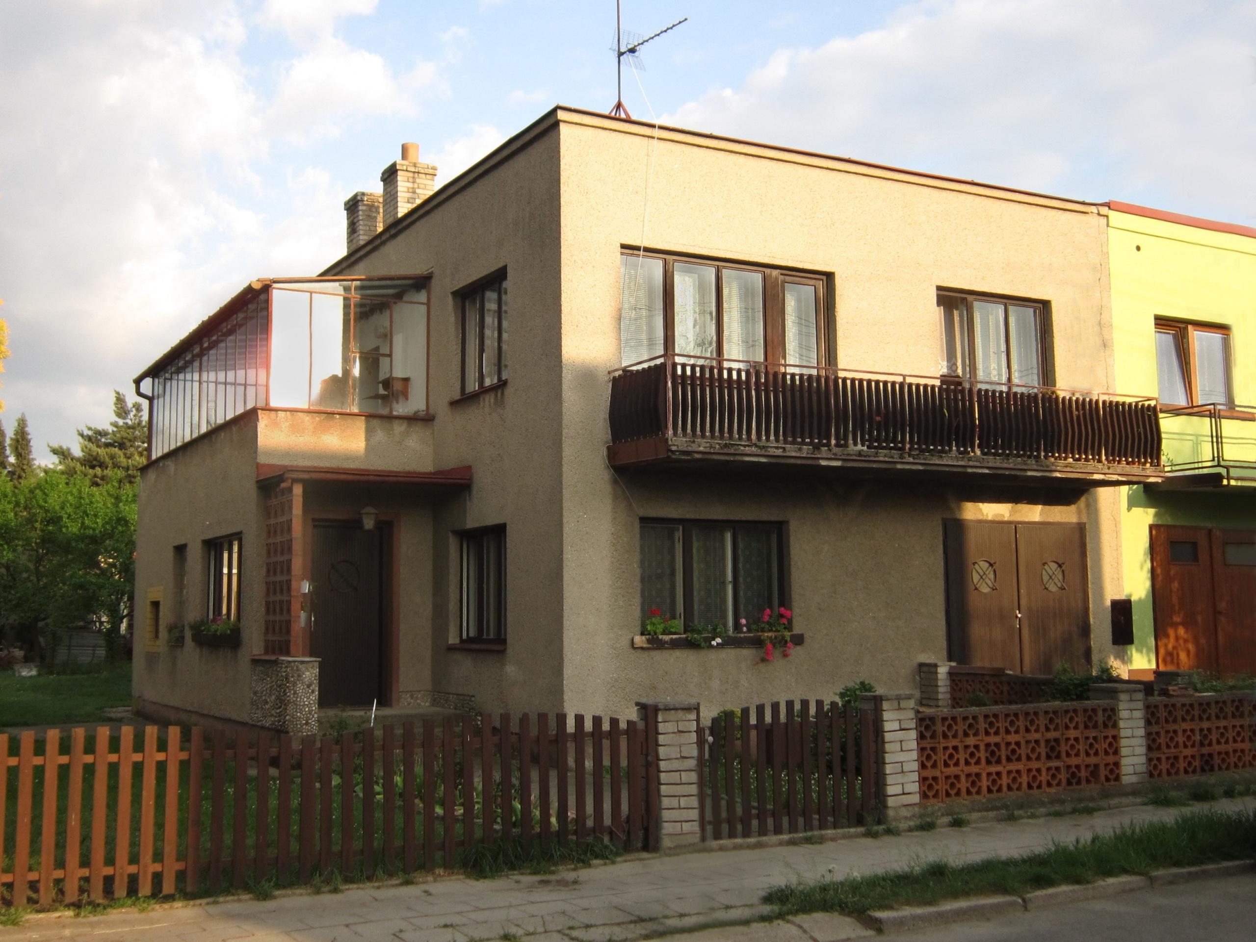 Rodinný dům Bystřice pod Hostýnem