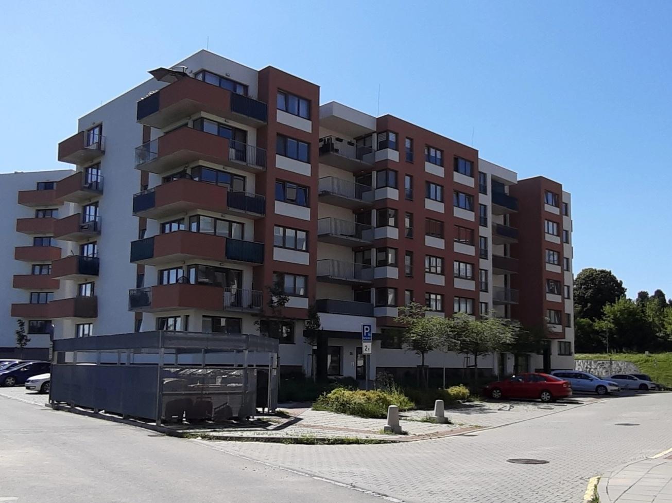 Prodej bytu 3+kk Olomouc - Řepčín, ulice Edvarda Beneše - Holandská čtvrť