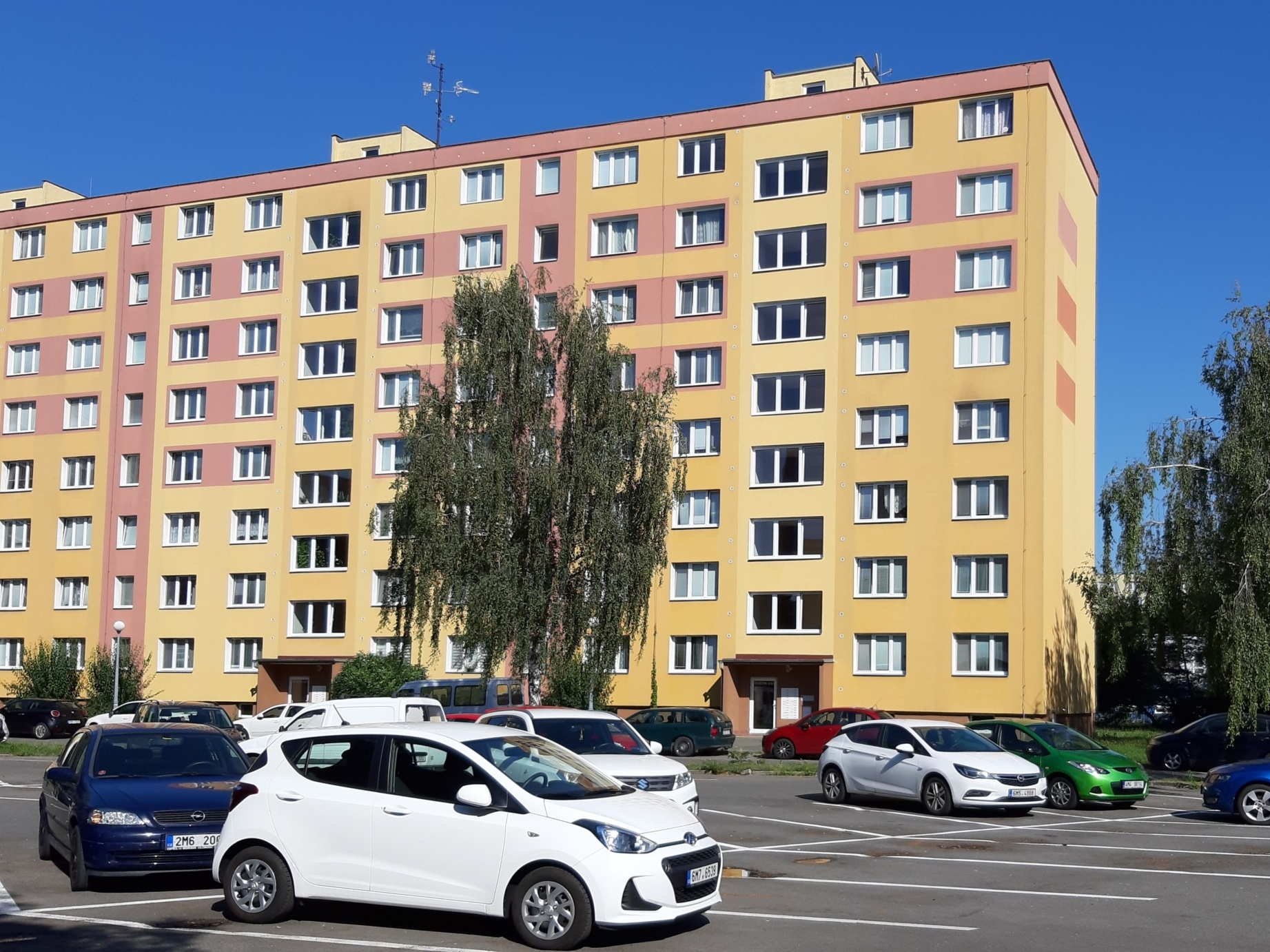 Prodej bytu 2+1 v Olomouci