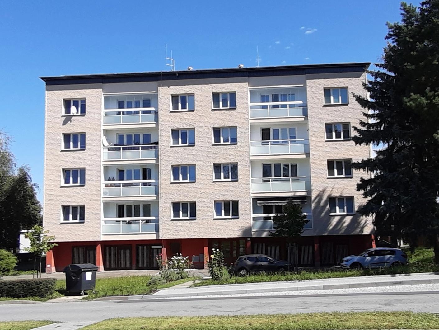 Prodej bytu 4+1 s garáží v Přerově