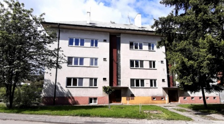 Prodej bytu 1+1 v Brodku u Přerova