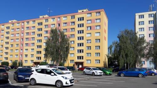 Byt 2+1 s lodžií v osobním vlastnictví, Olomouc - Lazce