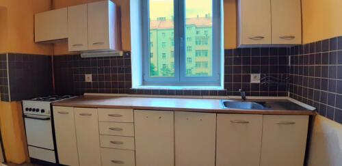 Družstevní byt 2+1 nám. Svobody Přerov - Kuchyň