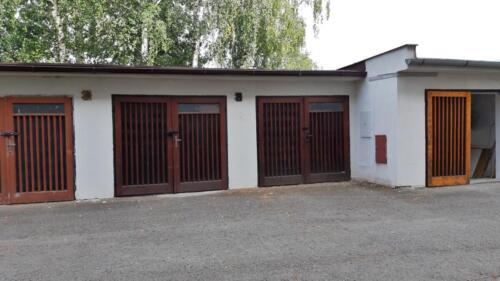Byt 4+1 v osobním vlastnictví s garáží v Přerově na ulici Kabelíkova - garáž