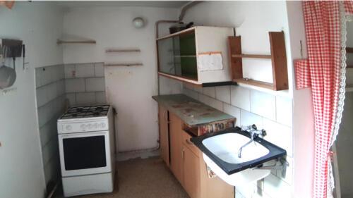 Rodinný dům Oldřichov - Kuchyňský kout