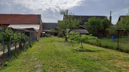 Rodinný dům Oldřichov - Zahrada