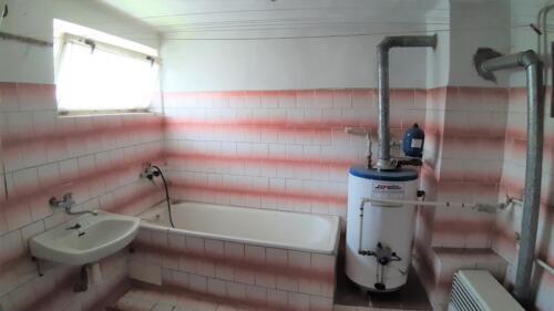 Rodinný dům Oldřichov - Koupelna