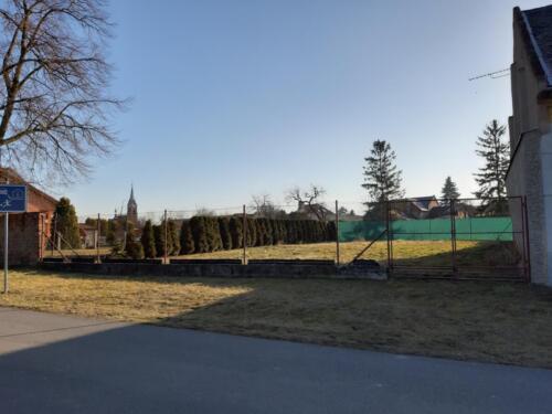 Stavební pozemek Polkovice