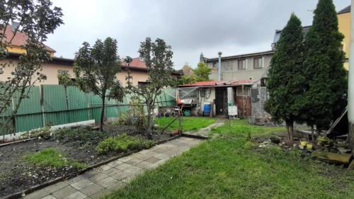 Rodinný dům Fulnek - zahrada
