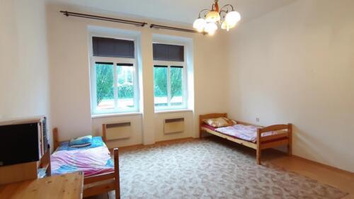 Rodinný dům Kojetín - dětský pokoj
