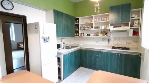 Rodinný dům Kojetín - kuchyně