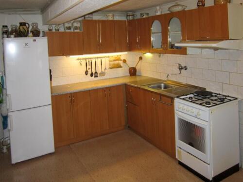 Rodinný dům Trusnov - kuchyň