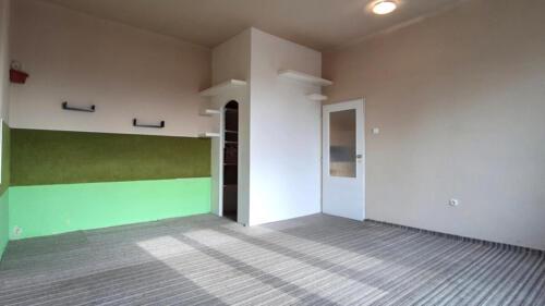Družstevní byt 2+1 Denisova Přerov - obývací pokoj