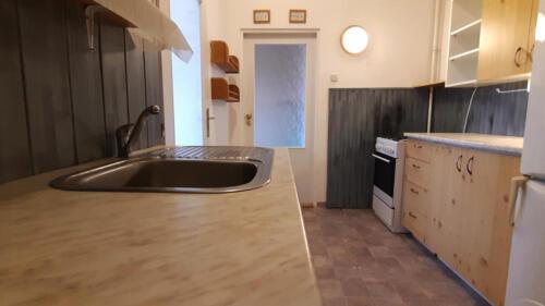 Družstevní byt 2+1 Denisova Přerov - kuchyň
